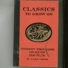 Vintage Twenty Thousand Leagues Under The Sea Jules Verne Classics To Grow On