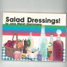 Salad Dressings by Jane Marsh Dieckmann 895942232