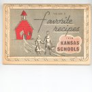 Favorite Recipes From Kansas Schools Volume II Cookbook Wheat Commission