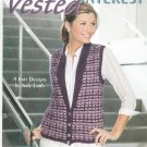 Vested Interest 4 Knit Designs by Judy Lamb 1601401310