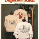 Counted V's On Sweaters Please Duplicate Stitch Hollie Designs HDDS3 Gibbs