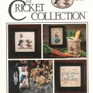 The Cricket Collection We The People Book 83 Stitch Vicki Hastings Cross Eyed Cricket