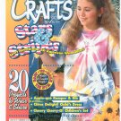 Wearable Crafts Magazine July 1995 20 Projects