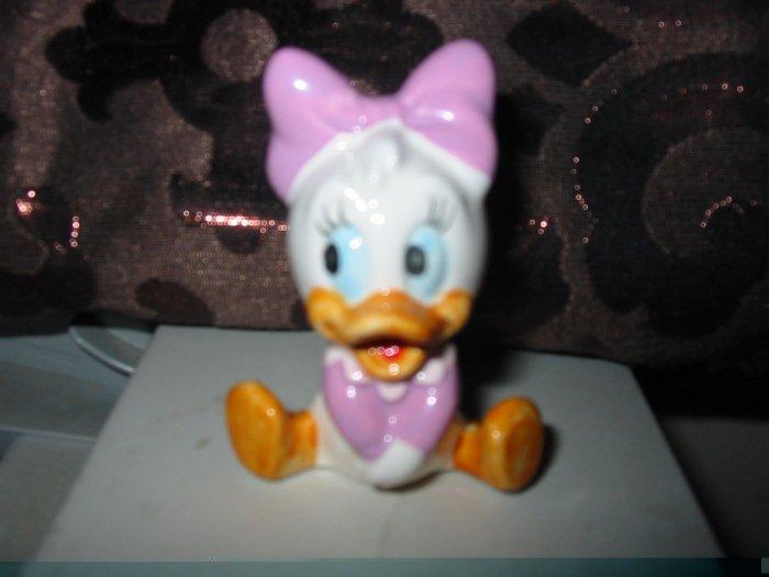 Disney Daffy Duck Figurine Marked So Cute