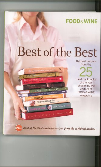 Best Of The Best Cookbook Food & Wine 193262404x