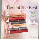 Best Of The Best Cookbook Food & Wine 193262404x