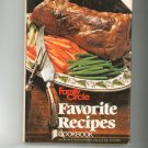 Family Circle Favorite Recipes Cookbook 0918668034