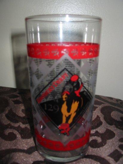 Kentucky Derby 129 Souvenir Glass 2003 Churchill Downs