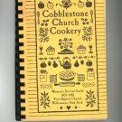 Cobblestone Church Cookery Cookbook Regional New York
