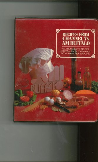 Recipes From Channel 7's AM Buffalo Cookbook  New York