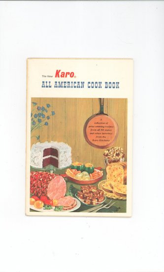 The New Karo All American Cook Book Cookbook