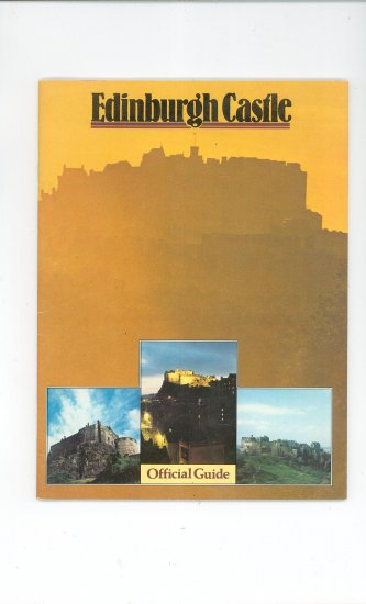 Edinburgh Castle Official Guide 0114916764