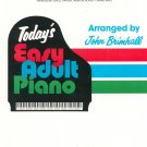 John Brimhall Popular Piano Teaching Piece Star Dust Today's Easy Adult Piano