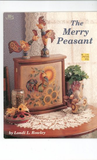 The Merry Peasant by Londi L. Rowley Craft Book