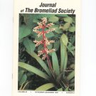Journal of The Bromeliad Society November December 1992  Volume 42 Number 6