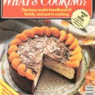 Whats Cooking Cookbook Issue 2 14383 Marshall Cavendish Publication