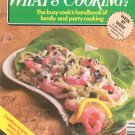 Whats Cooking Cookbook Issue 7 14383 Marshall Cavendish Publication