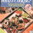 Whats Cooking Cookbook Issue 9 14383 Marshall Cavendish Publication