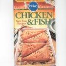 Pillsbury Classic Cookbook Chicken & Fish March 1991 121