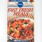 Pillsbury Classic Cookbook Fast Fresh Meals May 1991 123