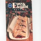 Pillsbury Classic Cookbook Easy & Elegant Recipes 1981 10