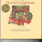 Hollyhocks & Radishes Cookbook Mrs. Chard's Almanac by Bonnie S. Mickelson 0962241202