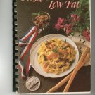 High Fit Low Fat Cookbook Lizzie Burt Melda Mercer 0871972603