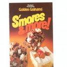 Recipes Featuring Golden Grahams Smores & More Cookbook / Pamphlet Vintage 1979