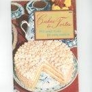 Cakes & Tortes Cookbook 105 Culinary Arts Institute Vintage 1957