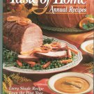 Taste Of Home Annual Recipes 1999 Cookbook 0898212391 322 Pages