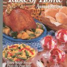 Taste Of Home Annual Recipes 1998 Cookbook 0898212162  322 Pages