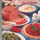 Taste Of Home Annual Recipes 2001 Cookbook 089821219x  322 Pages