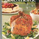 Taste Of Home Annual Recipes 2010 Cookbook 0898215298  320 Pages