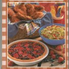The Best Of Country Cooking 2001 Cookbook 0898213126  184 Pages By Taste Of Home