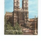 Pictorial History Of Westminster Abbey by Canon Adam Fox Vintage 1970
