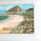 Rio De Janeiro Souvenir Picture Book