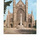 Winchester Cathedral Souvenir Vintage 1975