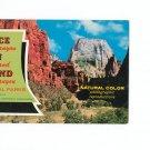 Bryce Canyon Zion Grand Canyon National Parks Souvenir Guide Cedar Breaks National Monument