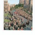 Windsor Castle Souvenir Guide Book Vintage 1974