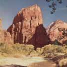 Zion The Story Behind The Scenery Vintage 1971