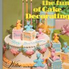 Discover The Fun Of Cake Decorating by Wilton Hard Cover Cookbook Guide 091269615x
