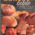 The Bakers Bible Cookbook Hard Cover 0785809201 Breads Tarts Cakes Cookies
