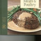 Williams Sonoma Meats & Poultry Cookbook 0848728912
