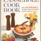 Vintage Casserole Cookbook by Better Homes & Gardens 1961