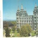 Vintage Union Pacific Railroad Dining Car Menu Breakfast Temple In Salt Lake City 127  5-58 1958