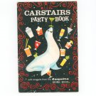 Carstairs Party Book Recipe Guide Vintage