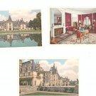 Vintage Lot Postcards Biltmore House & Gardens North Carolina