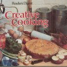Creative Cooking Cookbook by Readers Digest Vintage 1977