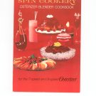 Osterizer Spin Cookery Blender Cook Book Cookbook & Manual Vintage Item