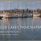 Finger Lakes Panoramas by Kristian S. Reynolds New York Pictures 0935526552